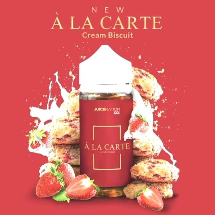Ala Carte Cream Biscuits