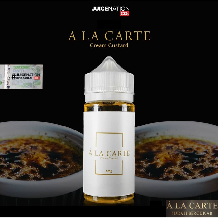Ala Carte Cream Custard