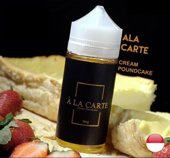 Ala Carte Pound Cake